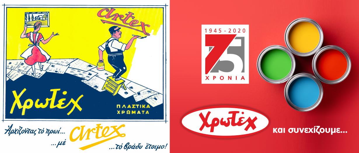 75 years chrotex